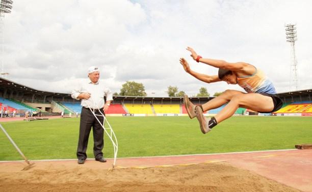 Тульские легкоатлеты примут участие в финале «Шиповки юных»
