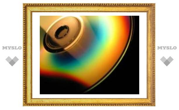 В Туле изъята партия контрафактных DVD