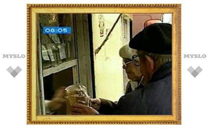 Die Tageszeitung: бедные в России будут получать хлеб по талонам