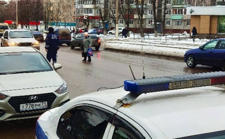 В Туле за две недели оштрафовали 228 пешеходов