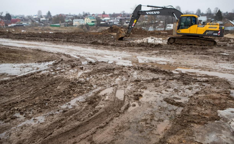 «Из-за строящегося нового микрорайона в Туле мы лишились дороги» – жители домов в Горелках