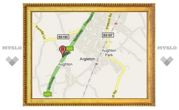На Google Maps нашли несуществующий город