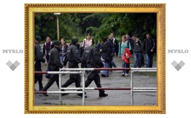 Украинка напала на немецкую школьницу