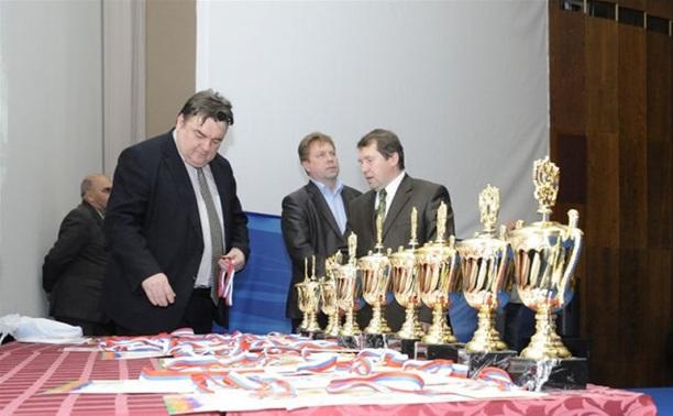 Тульские шахматисты привезли шесть медалей с чемпионата округа