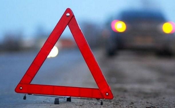 В Туле водитель иномарки сбила женщину с ребенком