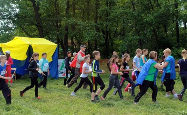 Тульские спортсмены выступили на соревнованиях по спортивному ориентированию в Курске