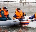 Тульское Управление МЧС принимает участие в тренировке  по готовности к паводку