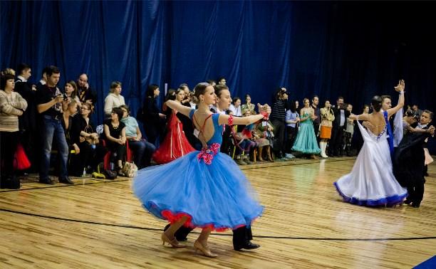 Тула на один день превратилась в столицу бальных танцев