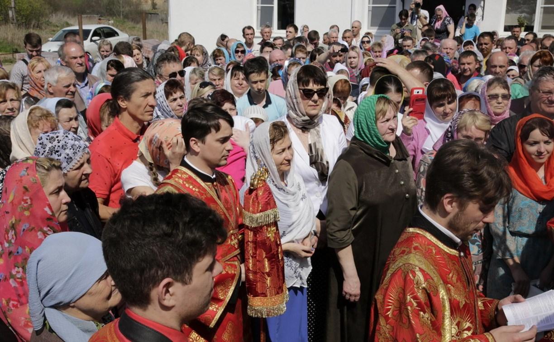 В Тульской области почтили память Матроны Себинской-Московской