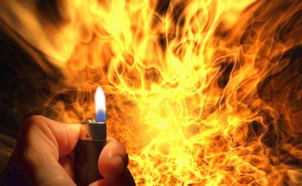 Отчим попытался сжечь своего пасынка