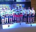 Туляки взяли золото на первенстве мира по велоспорту среди юниоров