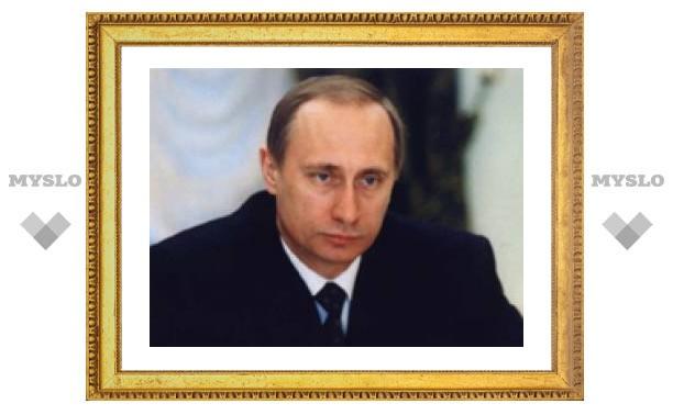 Главный тульский педиатр побывала у Президента