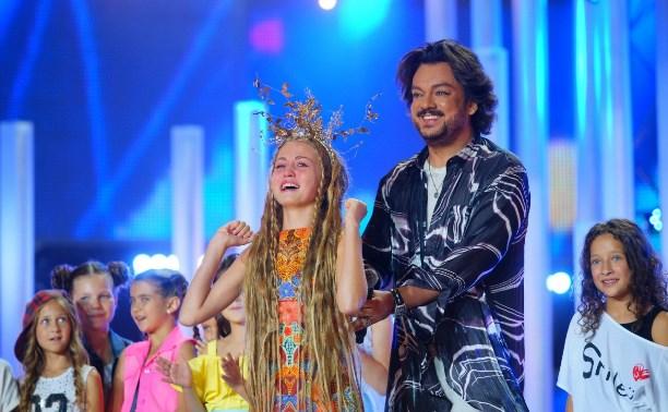 Софья Фисенко из Новомосковска представит Россию на «Детском Евровидении-2016»