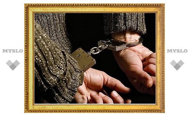 Под Тулой задержан деревенский насильник