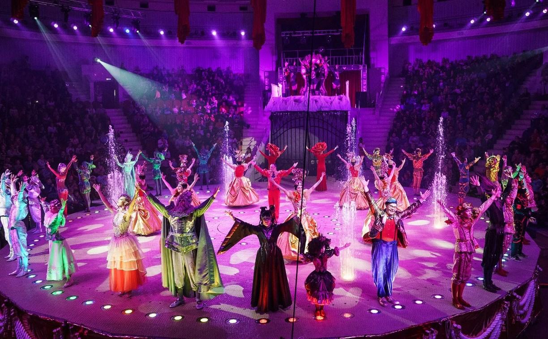 Тульским пенсионеркам на 8 Марта подарили поход в цирк