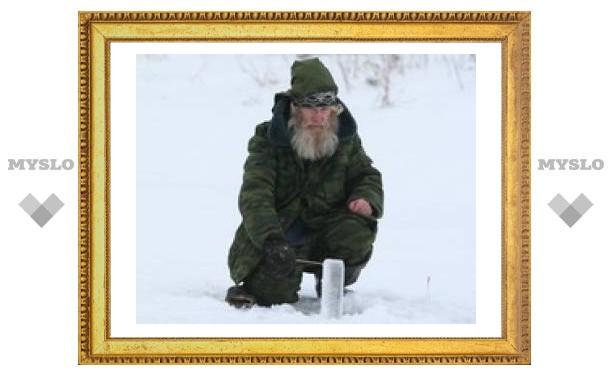 Потомок Толстого ловил рыбу под Тулой