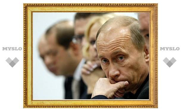 Путина попросили рассудить конфликт Лужкова с Кудриным