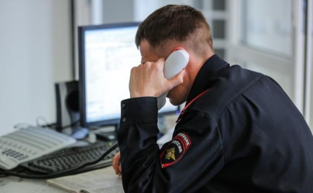 В Щекино неизвестные совершили налёт на банкомат
