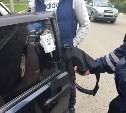 Сотрудники тульского УГИБДД выявили 300 «тонированных» водителей