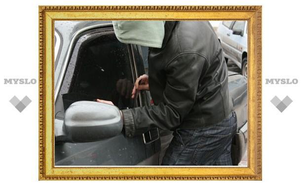 Под Тулой задержан автоугонщик