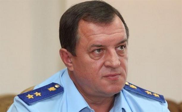 Главный прокурор Тульской области за 2012 год заработал 1 млн 703 тыс рублей