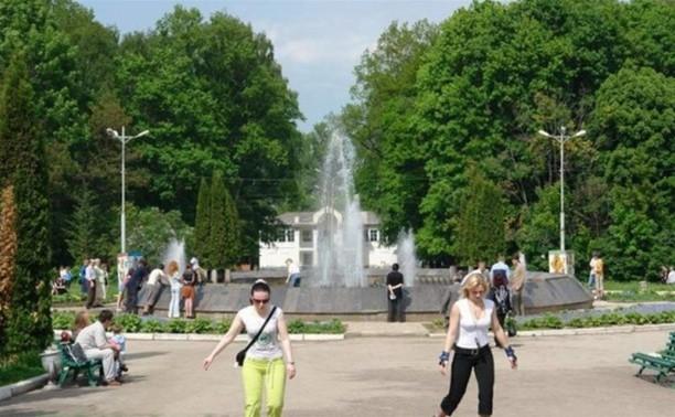 """В Белоусовском парке больше не будет """"круглого"""" фонтана"""