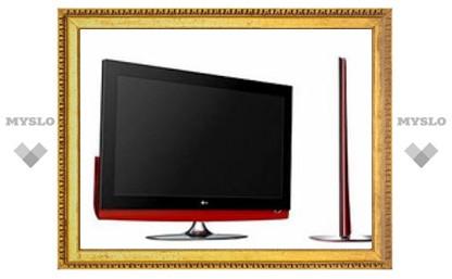 LG выпустит 32-дюймовый OLED-телевизор