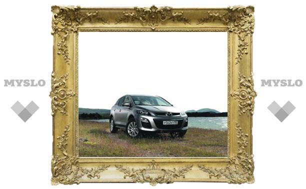 На Mazda CX-7 через всю Армению!