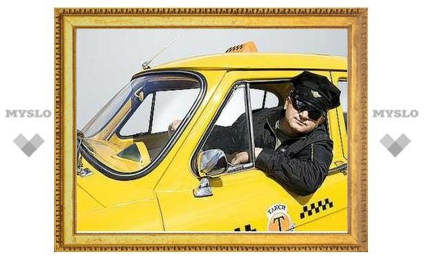 В Туле из 10 тысяч такси зарегистрирована только треть