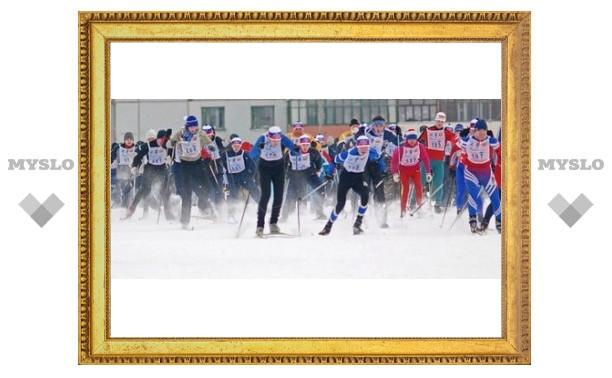 В Туле пройдет «Лыжня России»