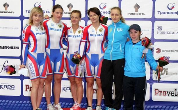 Тульские велогонщики успешно выступили на «Мемориале Лесникова»