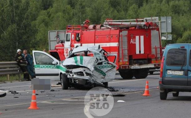 Подробности: в разбившейся машине УФСИН находился обвиняемый