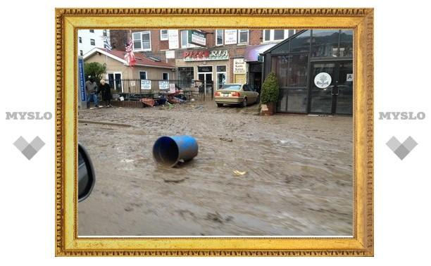 Тулячка пережила ураган в США