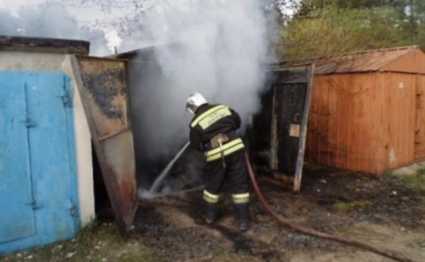 Как обеспечить пожарную безопасность в гараже