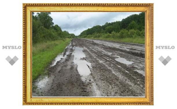 Суд признал дорогу «Тула-Комарки» бесхозной