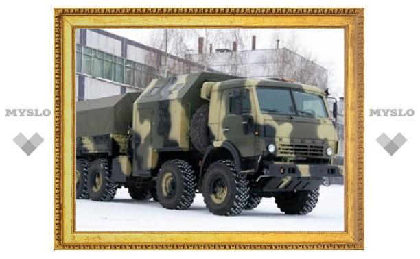 """Суд рассмотрит дело о краже у военных 20 """"КамАЗов"""""""