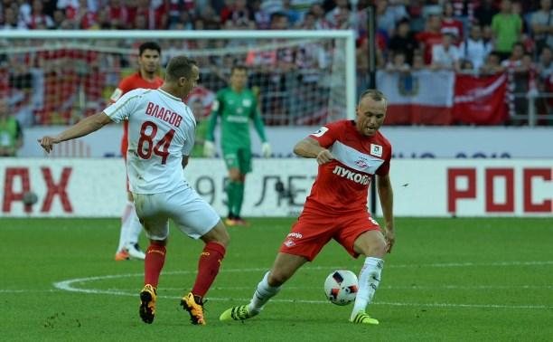 «Спартак» разгромил «Арсенал»: 4:0