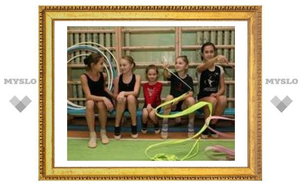 Тульские гимнастки вернулись из Украины