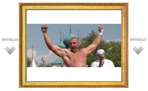 Под Тулой отметят День России
