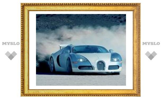 Следующий суперкар Bugatti будет стоить дороже модели Veyron