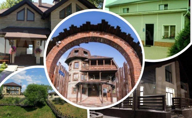 35 тысяч за сутки: как выглядят самые дорогие коттеджи для аренды в Тульской области