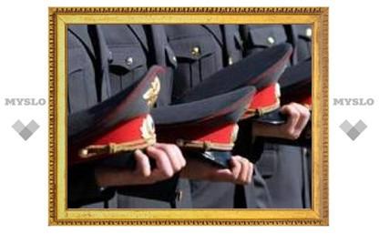 В Туле шизофреник покусал милиционера