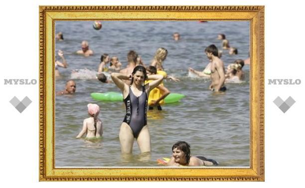 Где в Тульской области официально разрешено купаться