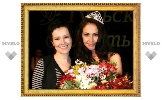 Первой красавицей области стала Ирина из Алексина