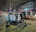 В жестком ДТП на проспекте Ленина в Туле пострадали два человека