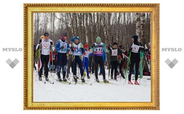 «Хомяковские поляны» приняли лыжную эстафету