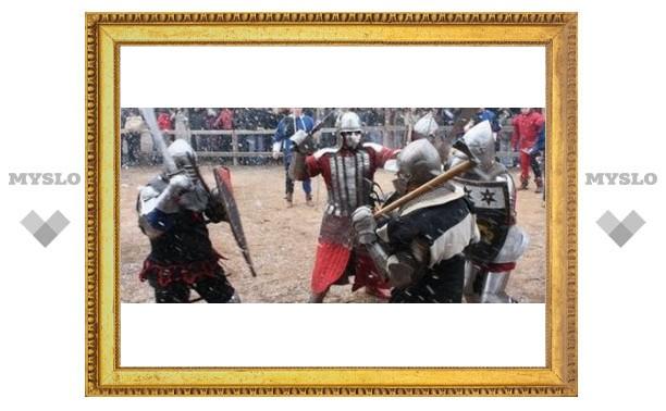 Центр «Витязь» покажет тулякам богатырей