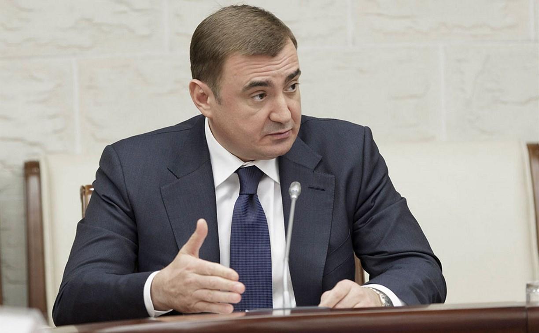 О чем туляки спрашивали Алексея Дюмина на личном приеме