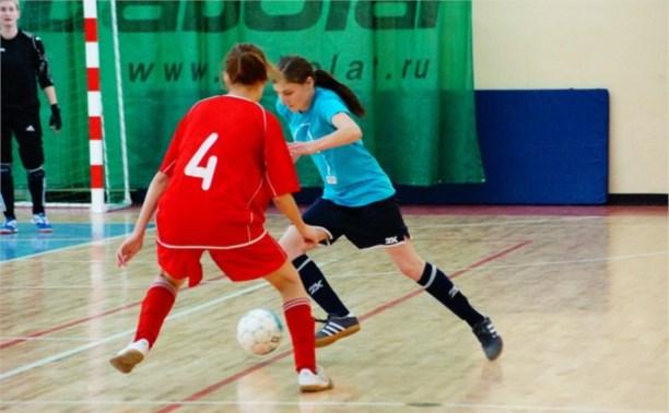 Тула готовится к розыгрышу Кубка города по футзалу среди женских команд