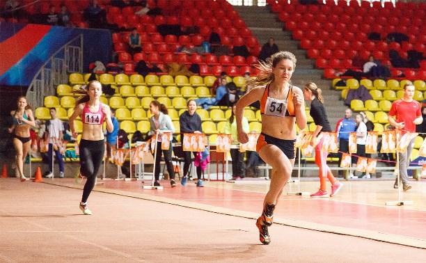 Определились лучшие тульские легкоатлеты «Шиповки юных»